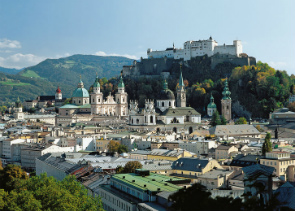 Salzburg Private Sightseeing Tour