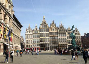 2 Hour Segway City Tours Antwerp Belgium