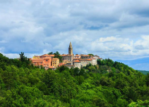 Day-Tour Around Medieval Istria