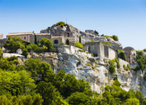Private Tour of Les Baux de Provence