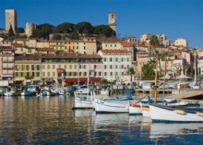 Private Half-Day Trip to Cannes and Antibes from Nice by Minivan
