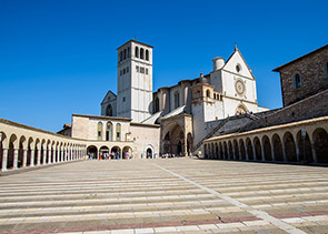 Private Rome Day Tour to Assisi and Orvieto