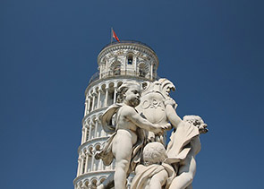 Private Rome Day Tour to Pisa and Florence