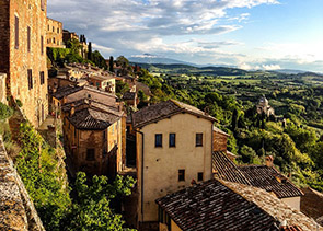 Montepulciano, Pienza and Montalcino Private Tour from Florence