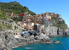 Private Tour to Cinque Terre from Florence