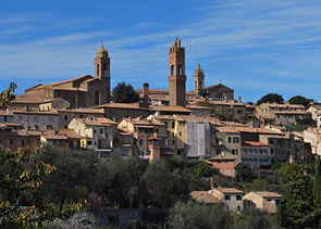 Private Tour of Siena and Montalcino