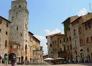 Private Siena and San Gimignano Tour