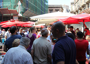 Gastronomic Street Food Tour of Catania
