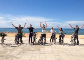 Bike Tour Vilamoura - Quarteira