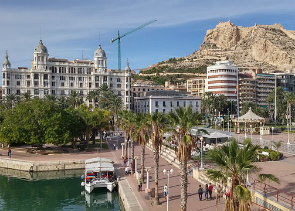 Private Alicante Sightseeing Tour