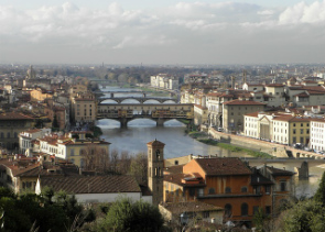Private tour of Florence and Pisa