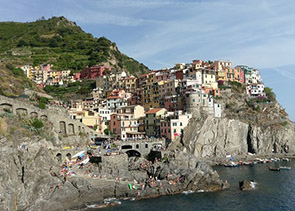 Private tour of Cinque Terre