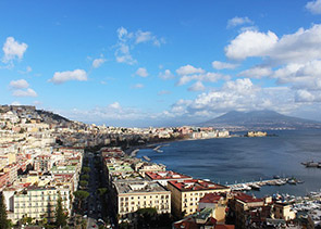 Naples, Pompeii and Sorrento Private Tour
