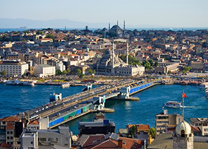 Istanbul Two Continents Private Tour