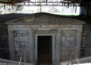 Private Tour of Vergina and Pella