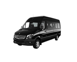 Mercedes Sprinter 16 or similar