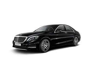 Mercedes S class or similar