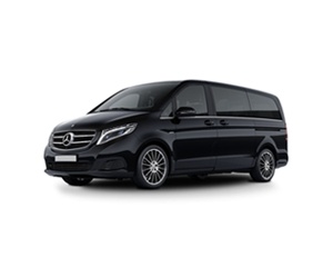Mercedes Viano or similar Taxi